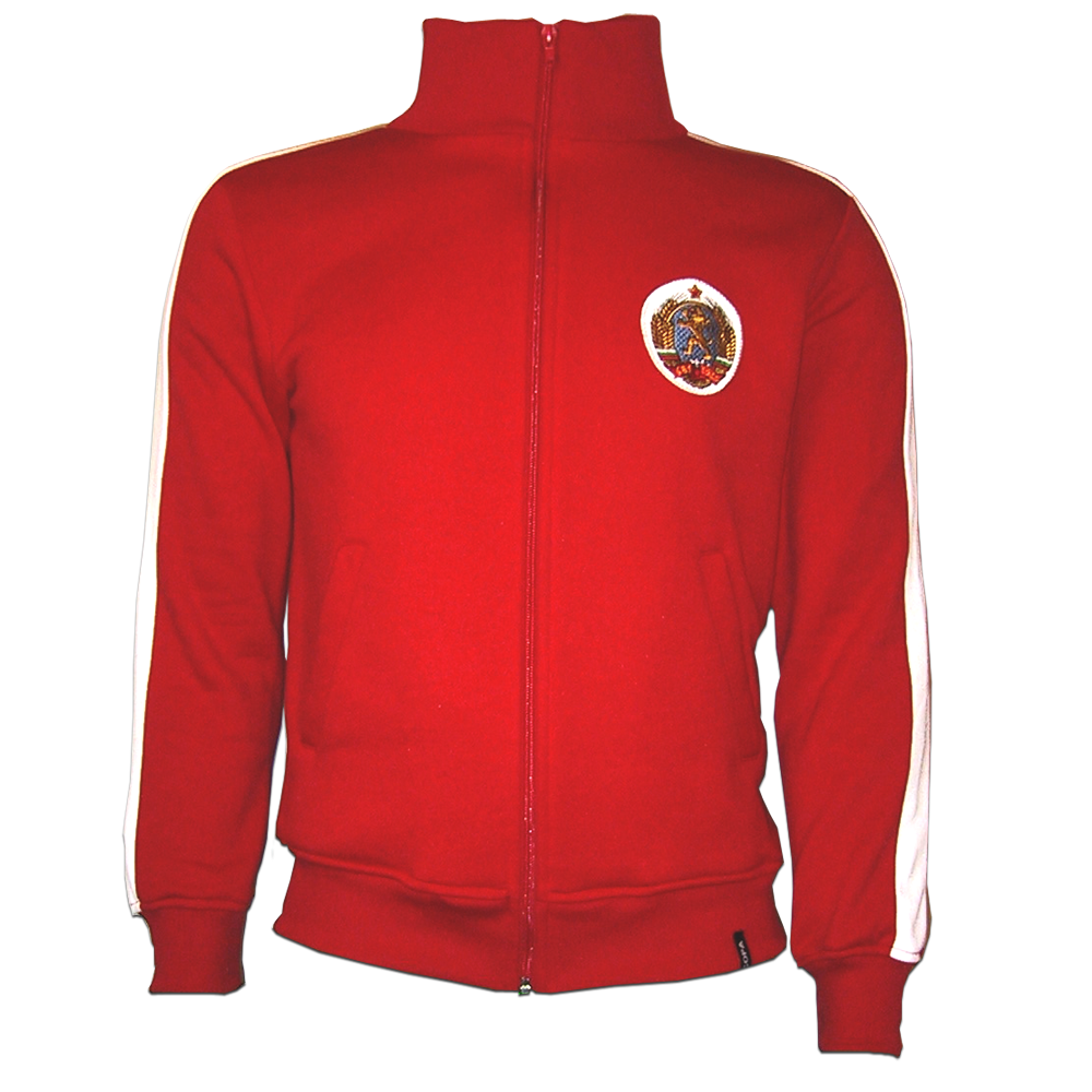 Copa Greece 1970's Retro Jacket polyester / cotton