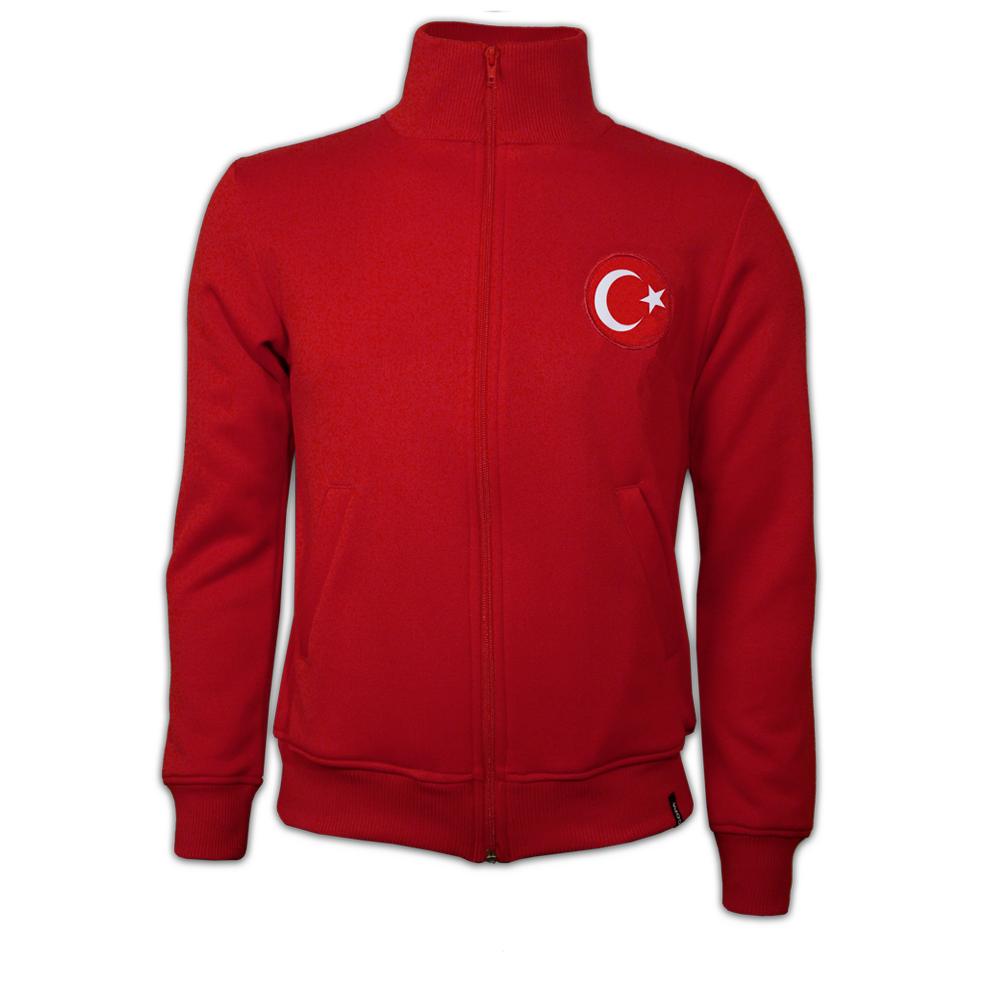 Copa Tyrkiet 1970erne retro jakke