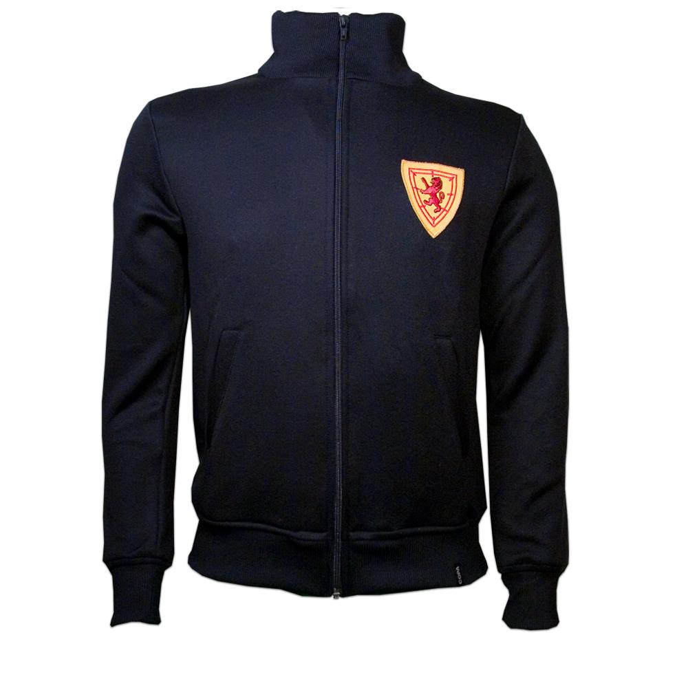 Copa Skotland 1970erne retro jakke