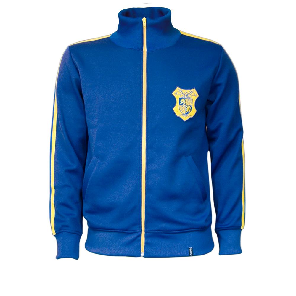 Copa R.K.C. Waalwijk 1960erne retro jakke