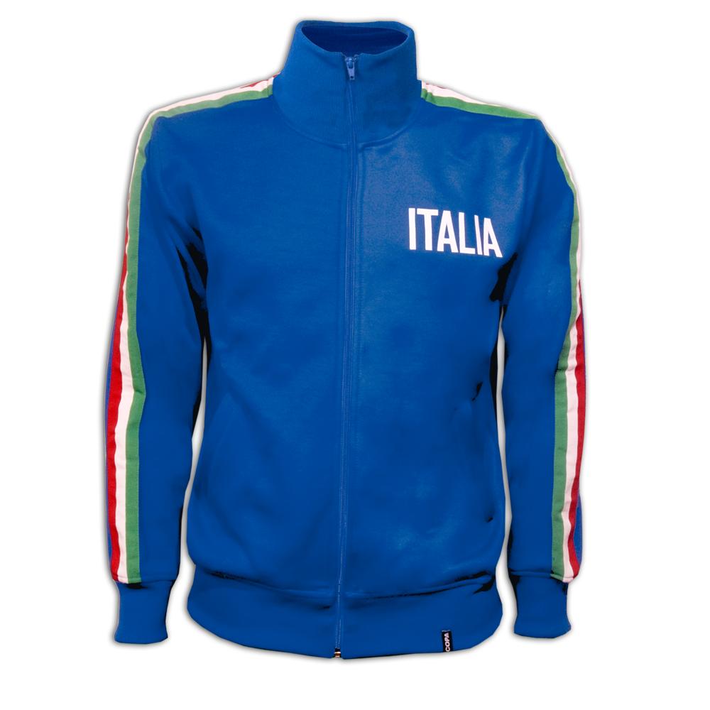 Copa Greece 1970's Retro Jacket polyester / cotton