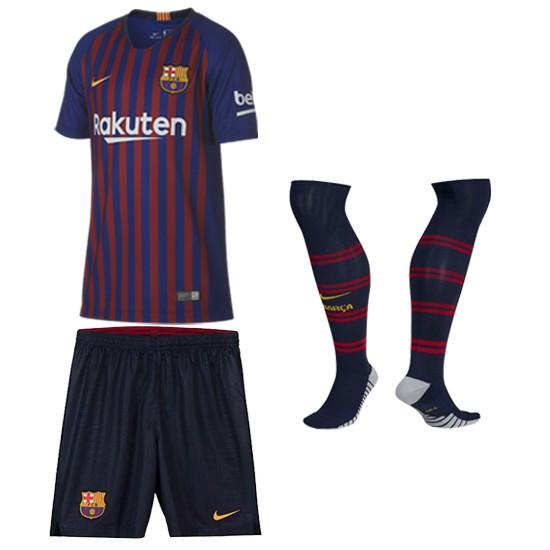 FC Barcelona hjemme sæt 2018/19 - børn