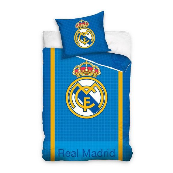 Real Madrid sengetøj - blå