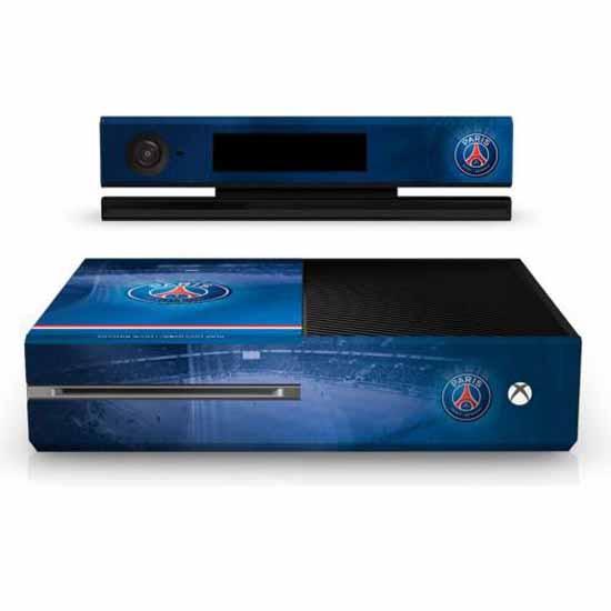 Paris Saint Germain FC Xbox One Console Skin