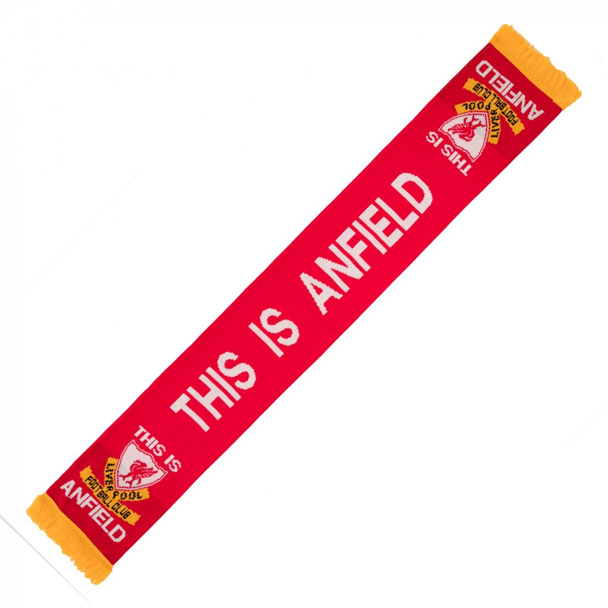 Liverpool scarf - This Is Anfield