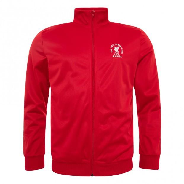 Liverpool FC track jacket 1982