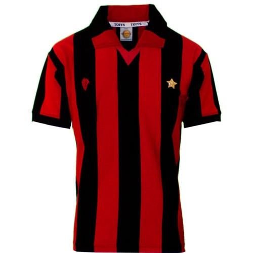AC Milan home retro shirt 1980s