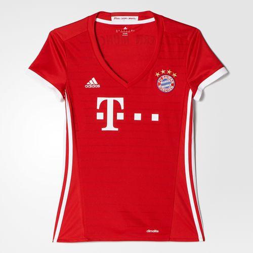 FC Bayern hjemme trøje 2016/17 - dame