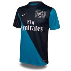 Arsenal udetrøje 2011/12 - børn