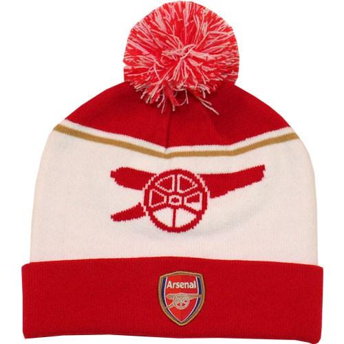 Arsenal FC beanie hat 2013/14