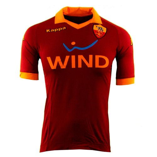 AS Roma home jersey