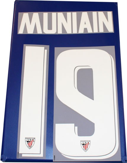 Athletic Bilbao home print 2013/14 - Muniain 19