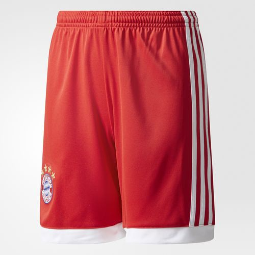 Bayern home shorts 2017/18
