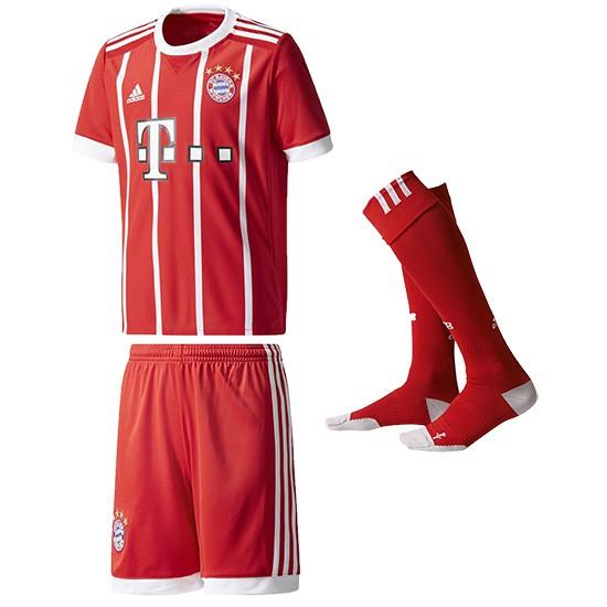 FC Bayern hjemme sæt 2017/18 - børn
