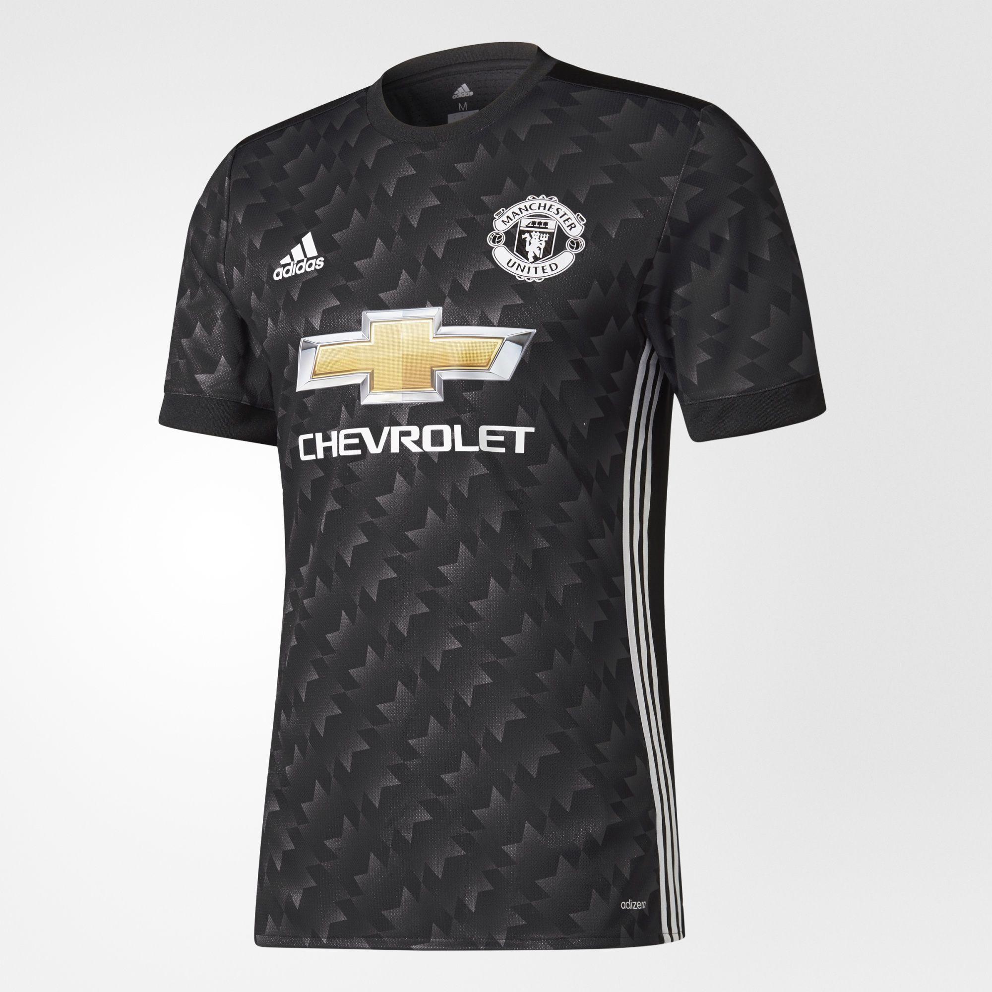 Man United adizero away jersey 2017/18