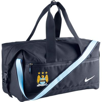 Manchester city duffel grip bag 2013/14