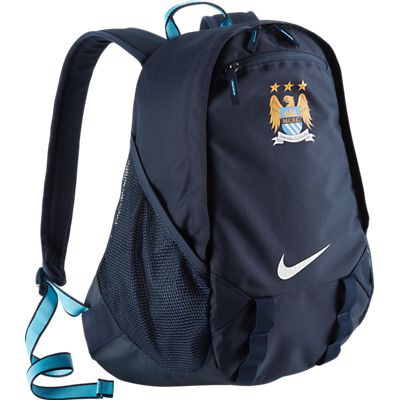 Manchester city backpack 2013/14
