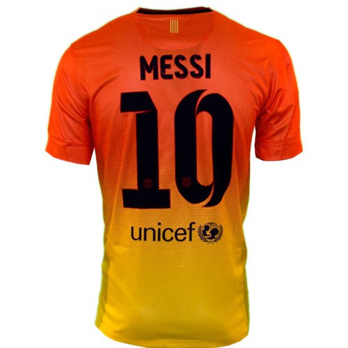 FC Barcelona away jersey 12/13 - Messi 10