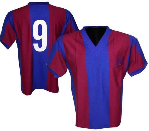 FC Barcelona retrotrøje 1970erne Cuyff-9