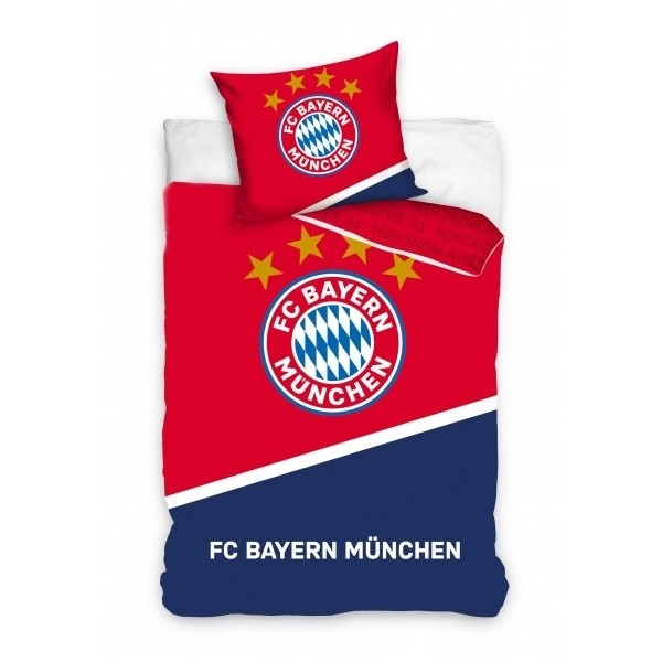 FC Bayern duvet set - red
