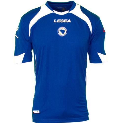 Bosnia home jersey 2012-14