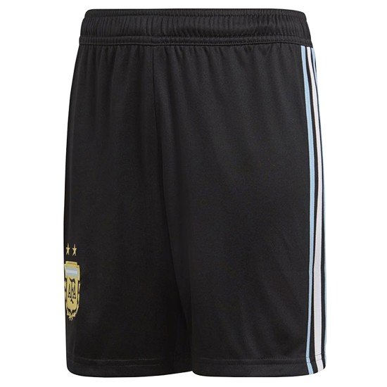 Argentina home shorts - youth