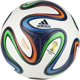 Brazuca World Cup 2014 glider replica ball