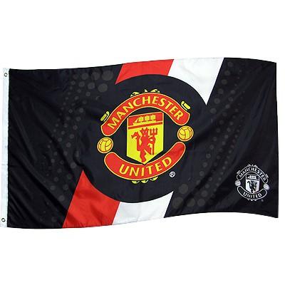 Manchester united flag stripe