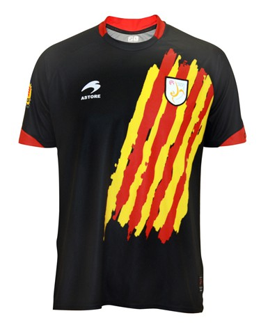 Catalonia home jersey 2010-12
