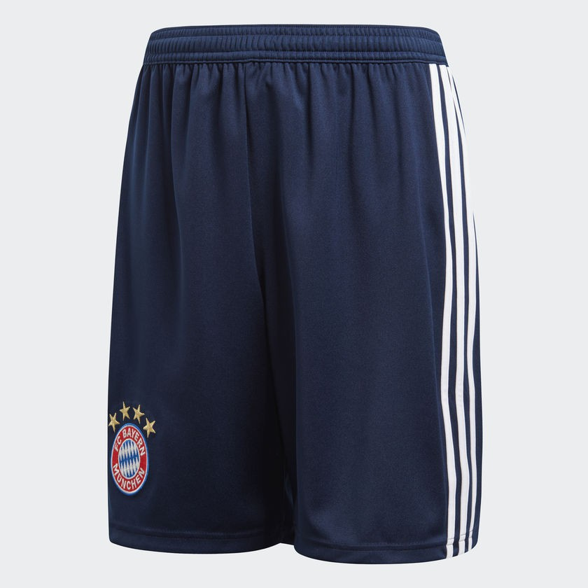 FC Bayern home shorts - youth