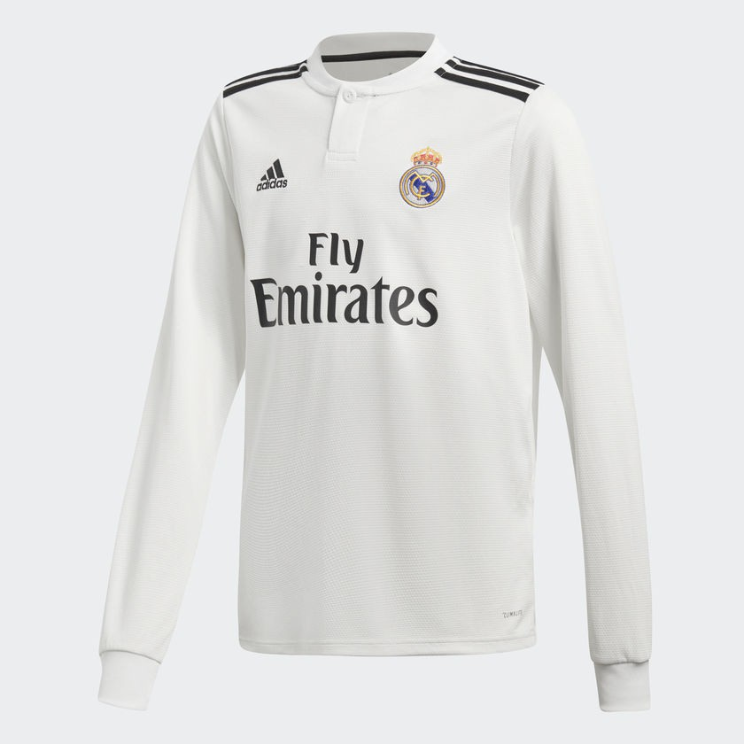 Real Madrid hjemme trøje LÆ 201819 børn