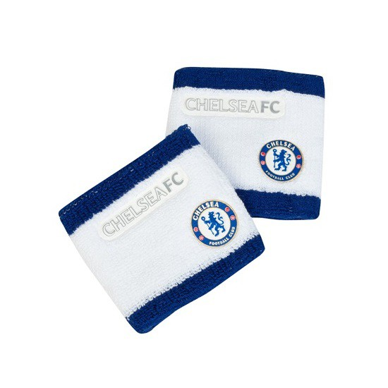 Chelsea wristbands - blue