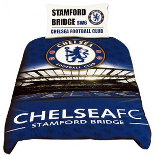 Chelsea duvet set - stadium