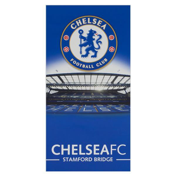 Chelsea towel stadium
