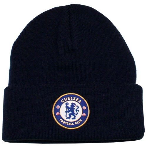 Chelsea knitted hat - navy