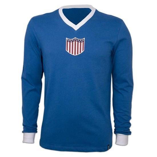 Copa USA 1934 Long Sleeve Retro Shirt