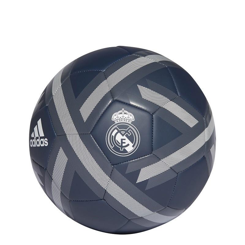 Real Madrid soccer ball - black