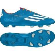 Adidas F50 adizero FG soccer cleats - blue