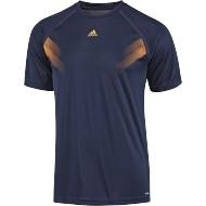 Adidas Champions league poly tee - mens