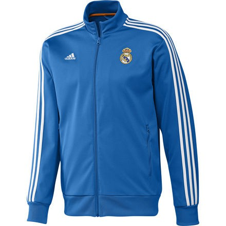 Real Madrid track top 2013/14 - blue