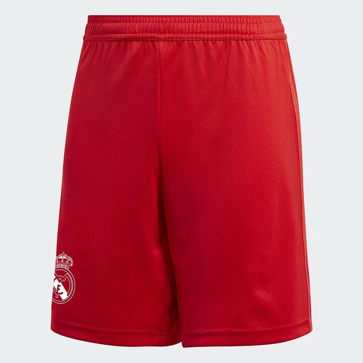 Real Madrid third shorts - youth