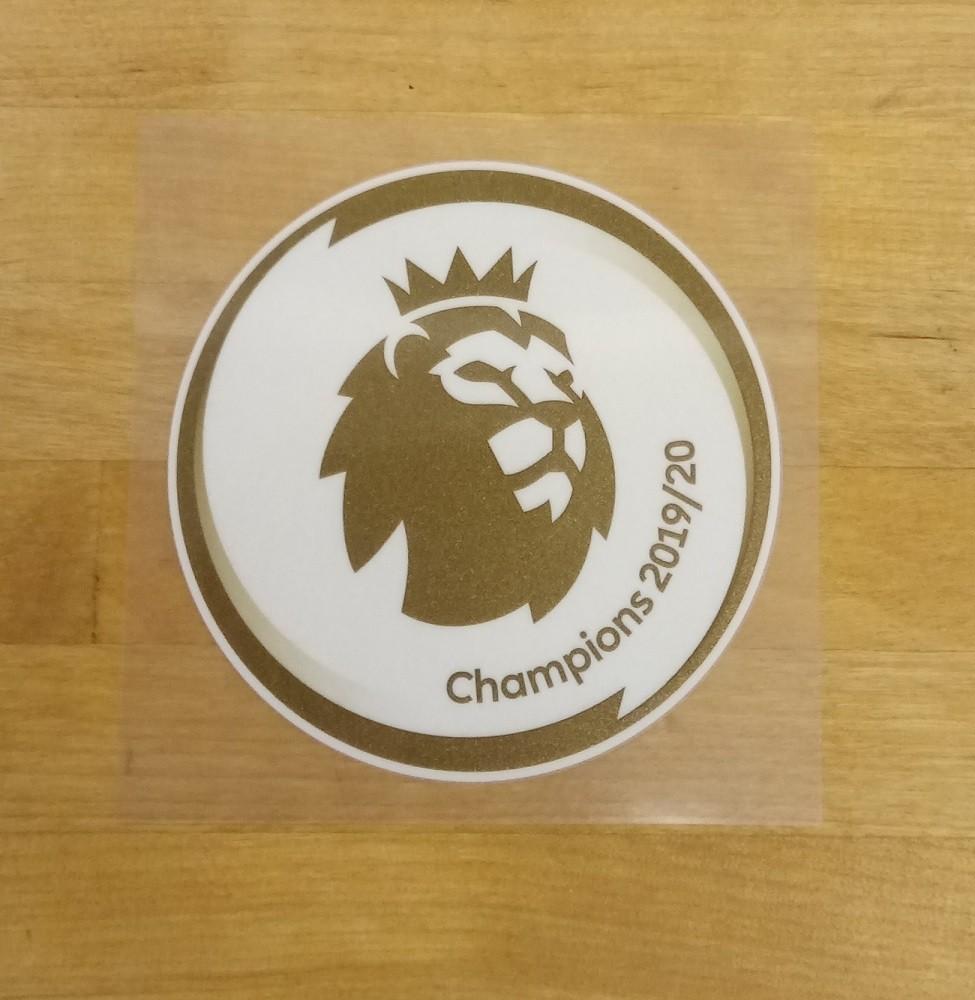 Premier League Champs 19/20 ærmemærke - players