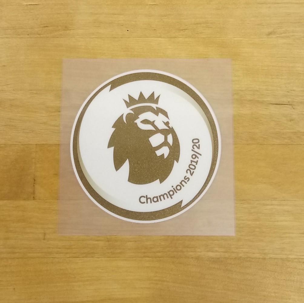Premier League Champs 19/20 ærmemærke - replica