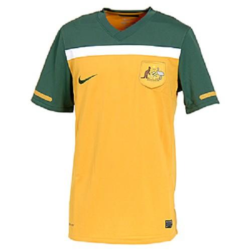 Australien hjemmetrøje - VM 2010