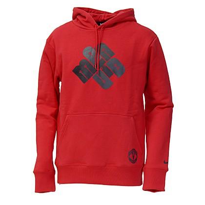 Manchester United hoody sweatshirt 2010/11 - red