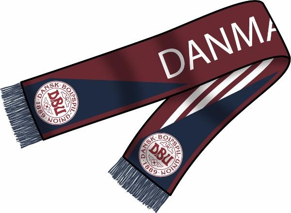 Denmark DBU scarf 2013/15