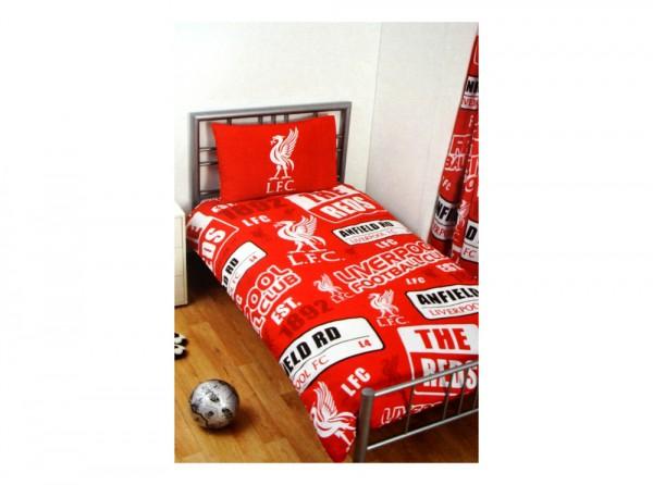 liverpool sengetøj Liverpool duvet   patch liverpool sengetøj