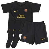 FC Barcelona ude baby minisæt 11-12