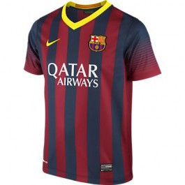 FC Barcelona home stadium jersey 2013/14 youth