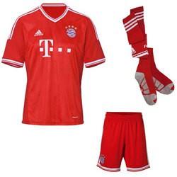 Adidas FC Bayern Home Kit Bundle 2013/14